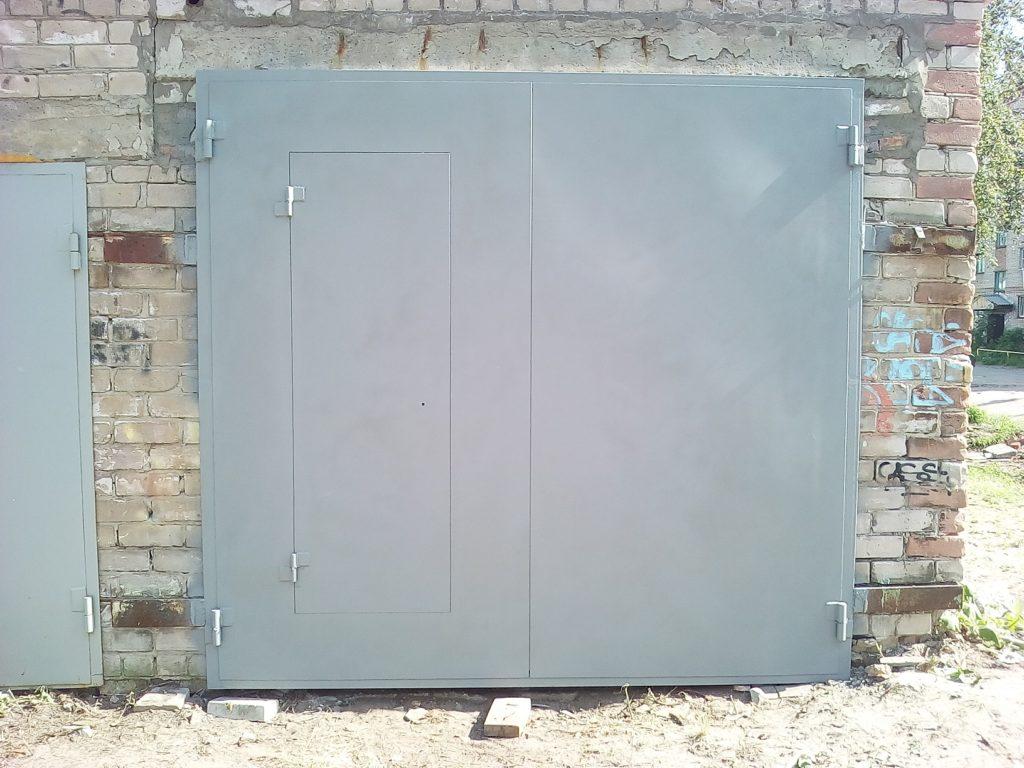 Гаражные ворота в Архангельске