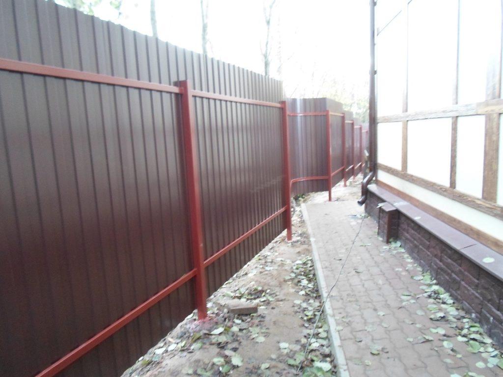 Заборы в Архангельске