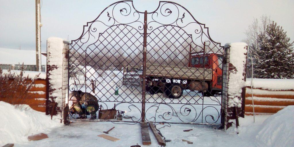 Сварочные работы в Архангельске