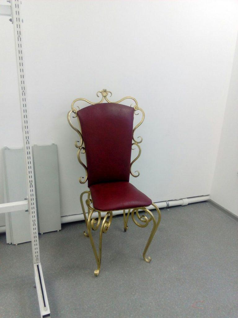 Ковка стул