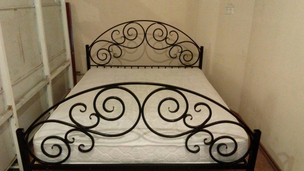 Ковка кровать