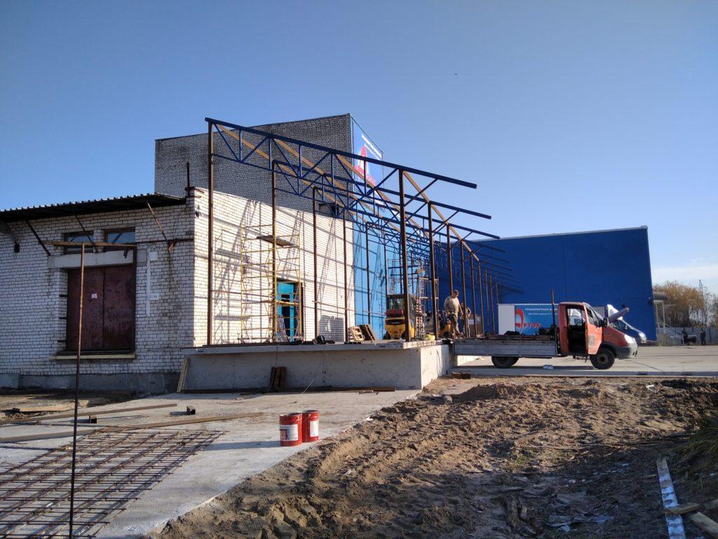 Металлоконструкции в Архангельске