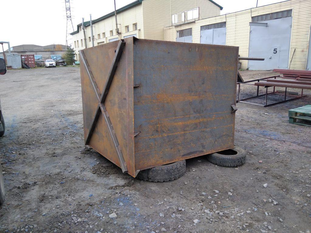 Погреба в Архангельске